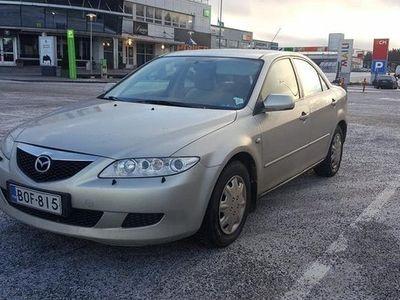 used Mazda 6 2,0 koneella