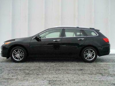 käytetty Honda Accord 2,0 Elegance Business Tourer AAC, **AJ. VAIN 109TKM** 1-OM, 100% HUOLTOKIRJA. TODELLA SIISTI. JOPA ILMAN KÄSIRAHAA.