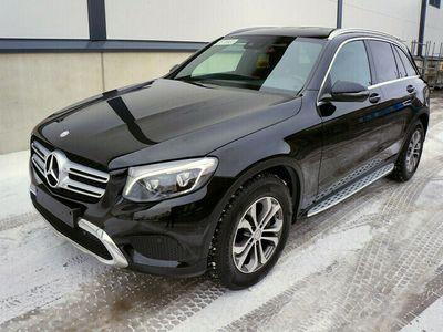 käytetty Mercedes GLC220 d 4Matic Luxury, Sähk.vetokoukku, Kauko-ohj.Webasto, Ilma-alusta, Nahka, Navigointi, Dyn.-LED-ajovalot, Keyless Go