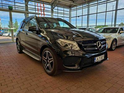 käytetty Mercedes GLE500 e 4Matic *** TARJOUS 1.99% KORKO + KULUT, J. autoturva saatavilla, J. kotiintoimitus