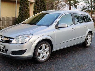 käytetty Opel Astra 1.9 CDTI 120 Enjoy Wagon