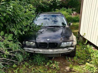 käytetty BMW 320 e46 d