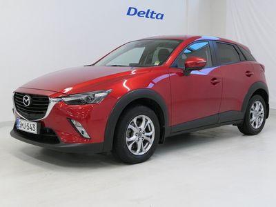 käytetty Mazda CX-3 2,0 (120 hv) SKYACTIV-G Premium Plus 6AT EN2