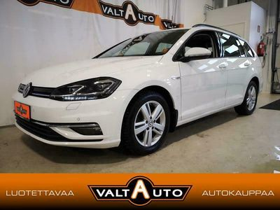 käytetty VW Golf Variant Comfortline 1,4 TGI 81 kW (110 hv) BLUEMOTION *Adaptiivinen* Led* Nahat*