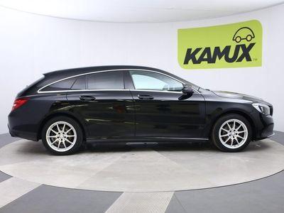 käytetty Mercedes CLA220 Shooting Brake d 4Matic Aut // Vetokoukku / Panorama / Adapt.Cruise //