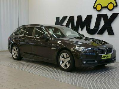 käytetty BMW 520 520 F11 Touring d A xDrive / M-Sport ratti / Neliveto / 2x alut / Koukku! /