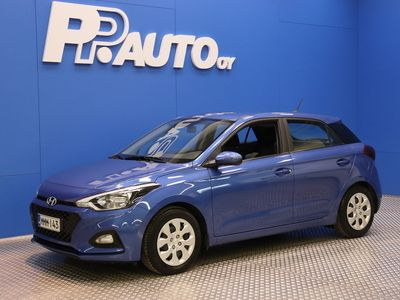 käytetty Hyundai i20 HATCHBACK 1,0 T-GDI 100 hv 7-DCT Fresh W - 1000€:sta S-bonusta* Korko 0,99%**, 72 kk, ilman käsirahaa