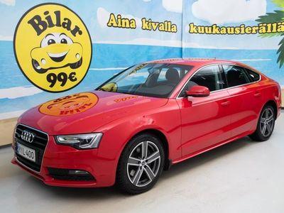 käytetty Audi A5 Sportback 2,0 TFSI 155kW quattro S tronic *NAVI*XENON*SPORTTIPENKIT*BLUETOOTH*VETOKOUKKU* - *NYT SÄÄ