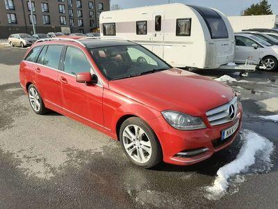 käytetty Mercedes C220 CCDI Avantgarde stw Avantgarde