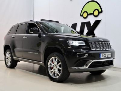 käytetty Jeep Grand Cherokee 3.0 V6 CRD I Summit I 4WD I Panorama I Navi I H&K