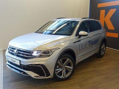 käytetty VW Tiguan R-Line 2,0 TDI SCR 110 kW 4MOTION DSG