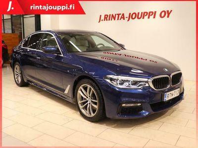 käytetty BMW 530 530 G30 Sedan d A M-Sport *Huippuvarusteet*