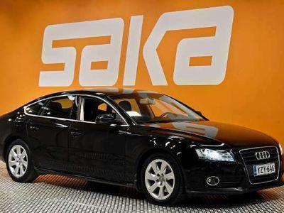 käytetty Audi A5 Sportback Business 2,0 TFSI 132 kW multitronic-autom