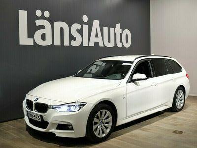 käytetty BMW 320 320 F31 Touring d A xDrive Edition M Sport **** LänsiAuto Safe -sopimus hintaan 590€. ****