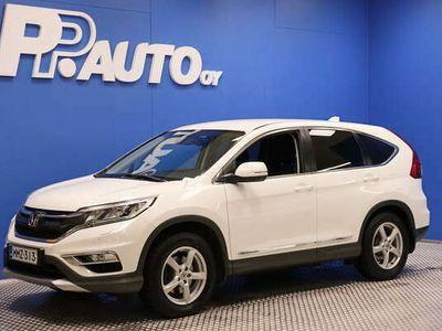 käytetty Honda CR-V 1,6 Diesel Elegance AT - Korko 0,99%* ja rahoitus 72kk ilman käsirahaa, Talvimarkkinat 1.-31.1.2021