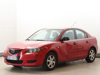 käytetty Mazda 3 Sedan 1,6 Classic Business 5MT 4d N01