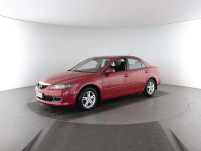 käytetty Mazda 6 2,0 Elegance Business 6MT 4d U10