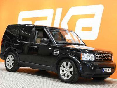 käytetty Land Rover Discovery 4 3,0 TDV6 HSE Aut ** Huippuvarusteet / tulossa / 7-paikkainen **