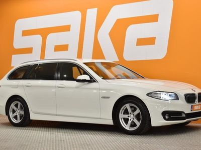 käytetty BMW 520 520 F11 Touring d A xDrive Business Exclusive Edition ### NORMAL FRIDAY -hinta! ###** Kaukowebasto /