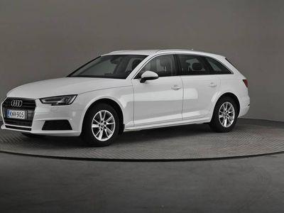 käytetty Audi A4 Avant Business 2,0 TFSI 140 S tronic- Comfort paketti, Kommunikaatio paketti-