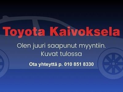 käytetty Toyota C-HR 1,8 Hybrid Premium Huippuvarusteltu 1-Omisteinen Suomi-auto!