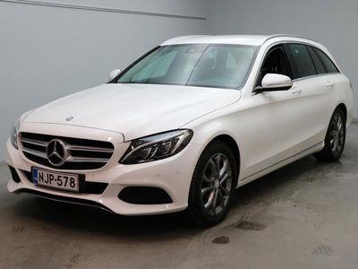 käytetty Mercedes C200 T A Premium Business