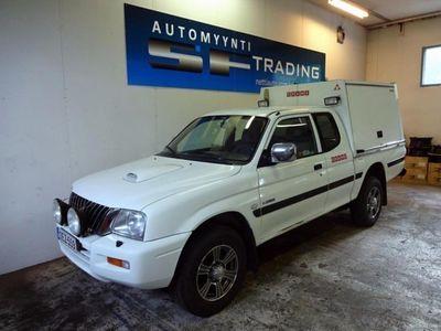 gebraucht Mitsubishi L200