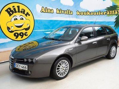 käytetty Alfa Romeo 159 1.9 JTS Sportwagon *JUURI KATSASTETTU JA HUOLLETTU! VAKKARI / XENONIT* - *NYT ON OSTAJAN MARKKINAT!*