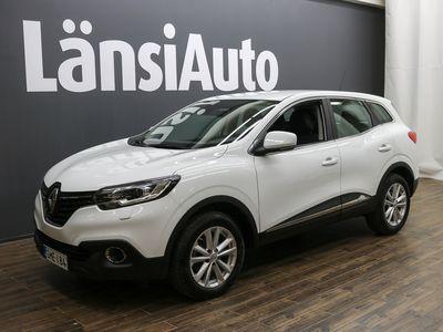 käytetty Renault Kadjar TCe 130 X Games Limited Edition **** LänsiAuto Safe -sopimus hintaan 590€. ****