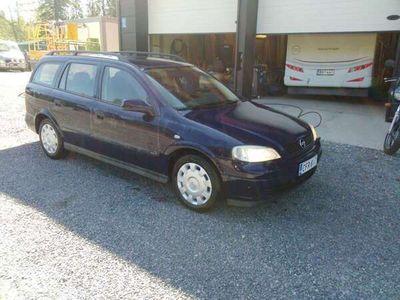 käytetty Opel Astra Caravan 1,6 16V Comfort Cool