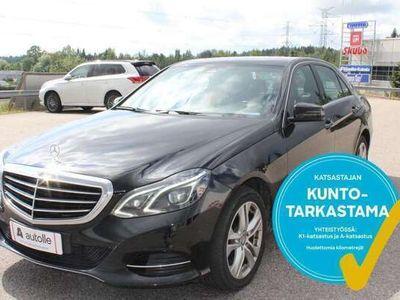 käytetty Mercedes 200 E KOTIINTOIMITUSCDI BE A Premium Pro