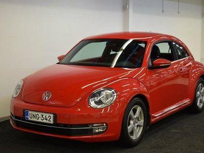 käytetty VW Beetle Design 1,2 TSI 77 kW * hieno yksilö *