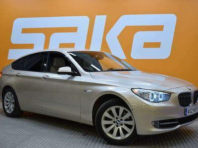 käytetty BMW 530 Gran Turismo A F07 ** Hirmuvarusteet / Comfortit edessä&takana / HUD / Proffa.navi / Imu-ovet / Night Vision / Hifi **