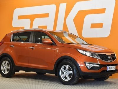 käytetty Kia Sportage 2,0 AWD CRDi-R EX A/T **Suomiauto / Neliveto / vakkari / Koukku**