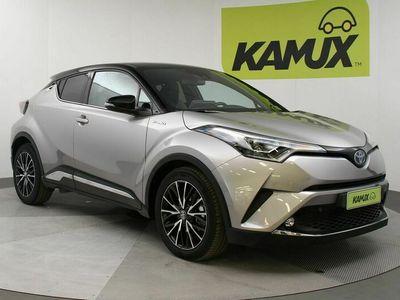 käytetty Toyota C-HR 1,8 Hybrid Business Edition Aut / Nahkaverhoilu / Led-ajovalot / JBL-audio /