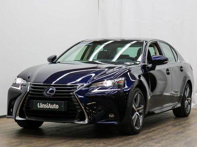 käytetty Lexus GS300h Hybrid A Executive - Premium Selection ** Premium Navigation -järjestelmä**Nahkaverhoilu**
