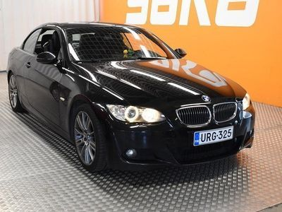 käytetty BMW 325 Cabriolet E93 M-Sport ** Sporttinahat / P-Tutka / HiFi / Hieno! **