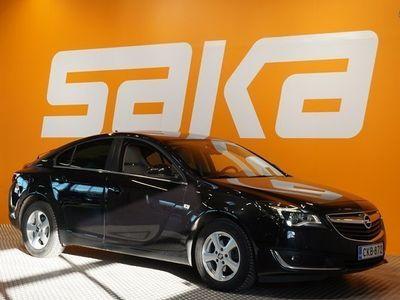 käytetty Opel Insignia 5-ov Edition 1,6 CDTI 100kW AT6 **Nahkaverhoilu, Navi, Mukautuvat AFL-valot** **** Korko 0,99% + min