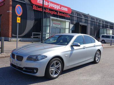 käytetty BMW 520 520 F10 Sedan d TwinPower Turbo A xDrive Limited xDrive Edition - Harman Kardon kaiuttimet, navi, mukautuva vakionopeudensäädin ym!
