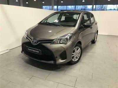 käytetty Toyota Yaris 1,0 VVT-i Life 5ov