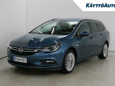 käytetty Opel Astra Sports Tourer Innovation 1,4 Turbo Start/Stop 110k