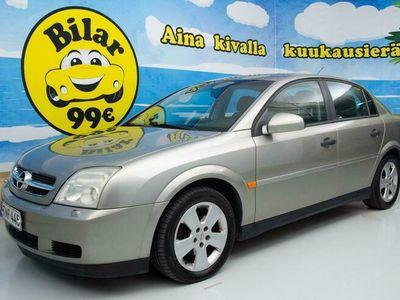 käytetty Opel Vectra 1,8 16V Comfort 4d - *Vakionopeudensäädin, penkinlämmittimet, lohkolämmitin!*