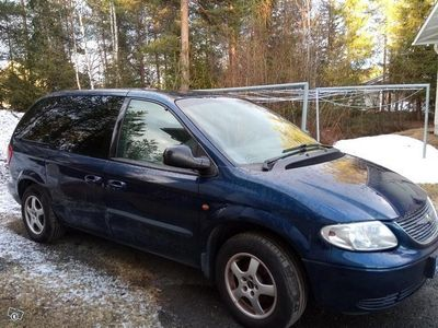 used Chrysler Voyager 2,4