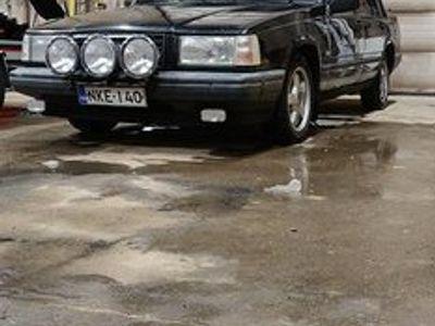 käytetty Volvo 740 glt 2.3f