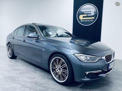 käytetty BMW 330 d A F30 SEDAN LUXURY **PROF. NAVI, HUD, NAHAT, H/K HIFI, COMFORT ACCESS & KORKO 1,99%**