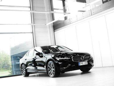 käytetty Volvo S60 CC T8 TwE AWD Inscription Aut + Nahat + Navi + A + Keyless Go + LED-valot + Tutkat + Sis. ALV 24%