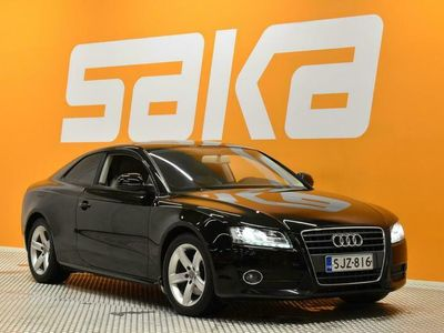 käytetty Audi A5 Coupé 1,8 TFSI 125 kW ** 2-om Suomi-auto / Merkkihuollettu / Webasto / Sporttipenkit **