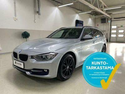 käytetty BMW 320 *TYYLIKÄS* D A TPwr Tbo Limit xDrive Edit F31 Sport Tarkastettuna, Rahoituksella, Kotiin toimitettuna!