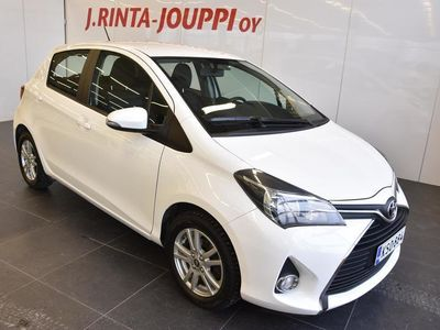 käytetty Toyota Yaris 1,33 Dual VVT-i Active 5ov Multidrive S