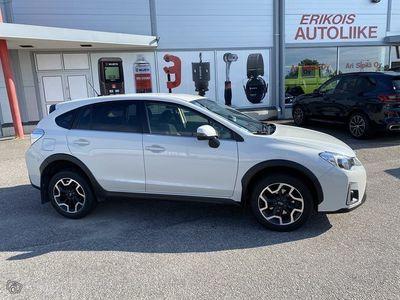 käytetty Subaru XV NELIVETO AUTOMAATTI VÄHÄN AJETTU YKSILÖ